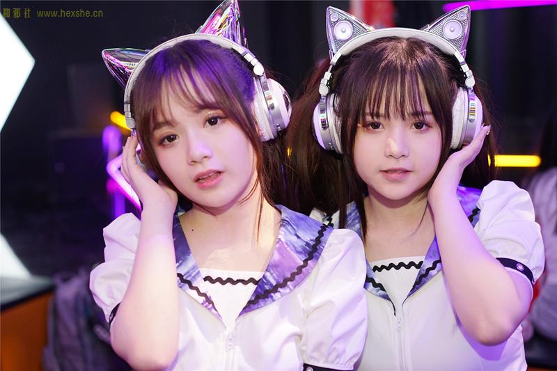ChinaJoy惟妙惟肖双胞胎_和邪社15