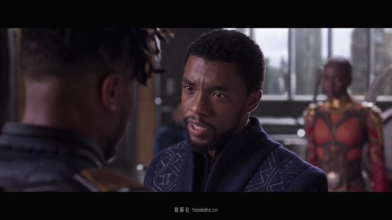 黑豹 漫威 查德维克·博斯曼 Chadwick Boseman Tribute.mp4_000151.691