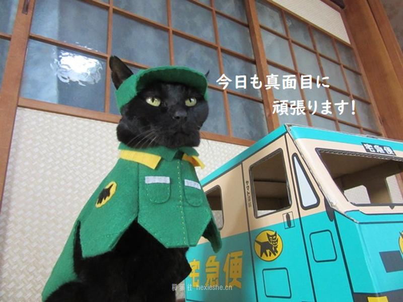 日本黑猫动画角色COS_和邪社09
