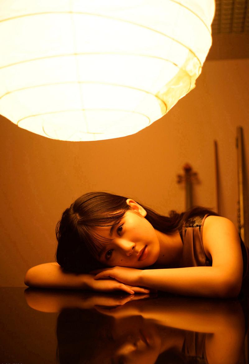小脸美女筒井彩萌写真集 坂道NEXT GERNERATION 高清套图 第6张