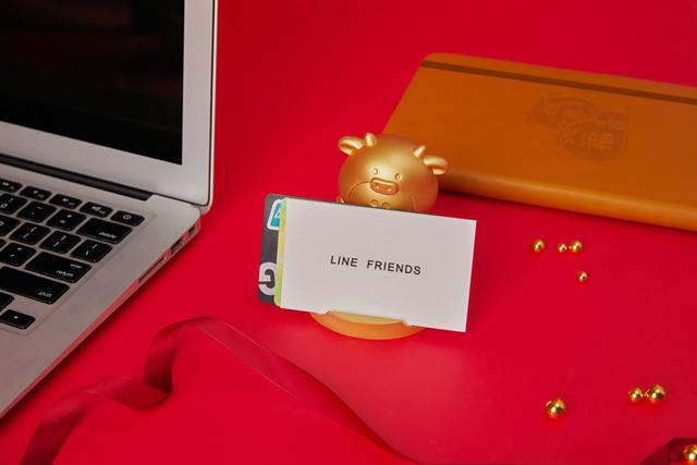 LINE FRIENDS 牛年礼盒OT0310110001(15)