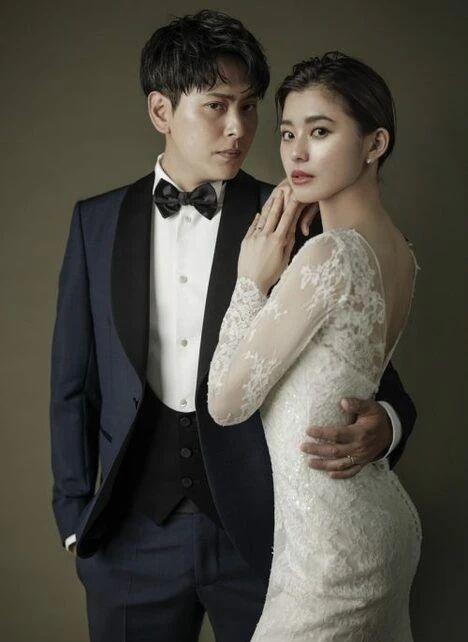 山下健二郎和朝比奈彩一直都没有交往消息突然就闪电结婚了 (4)