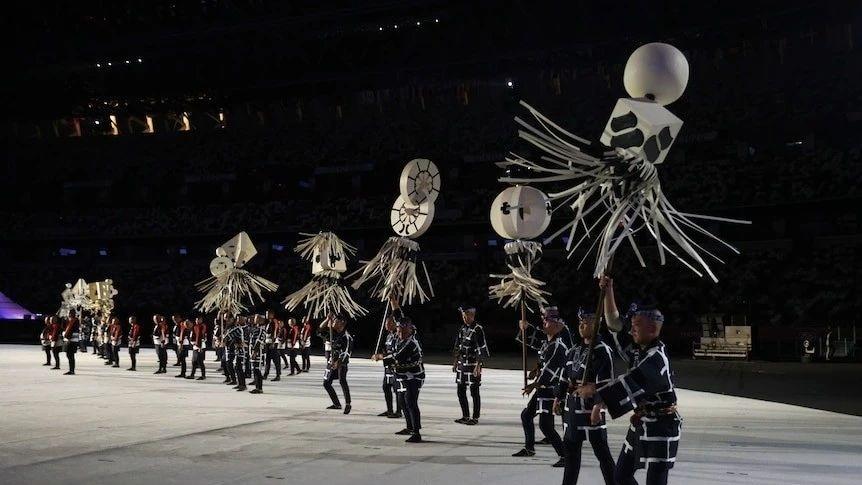 日本奥组委到底是做了什么能让日本东京奥运会开幕式被各方人士吐槽 (11)