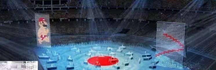 日本奥组委到底是做了什么能让日本东京奥运会开幕式被各方人士吐槽 (14)