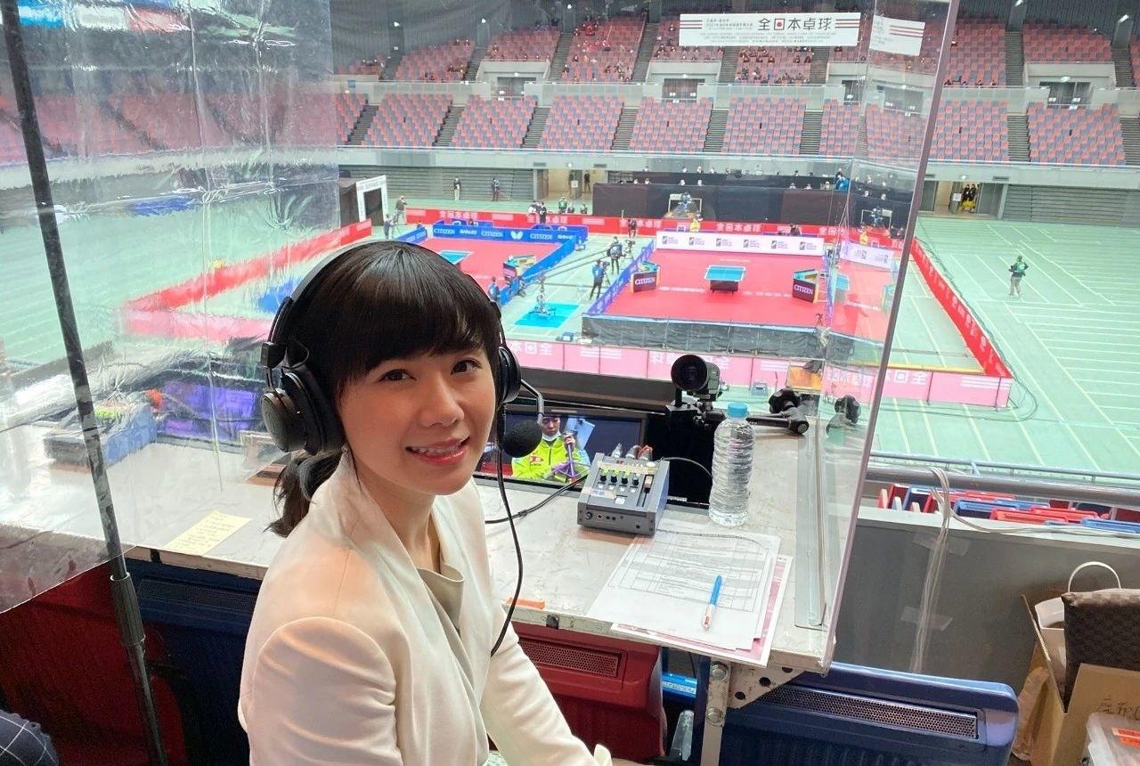奥运会解说台上的福原爱还在被日本键盘侠狂怼不配 (2)