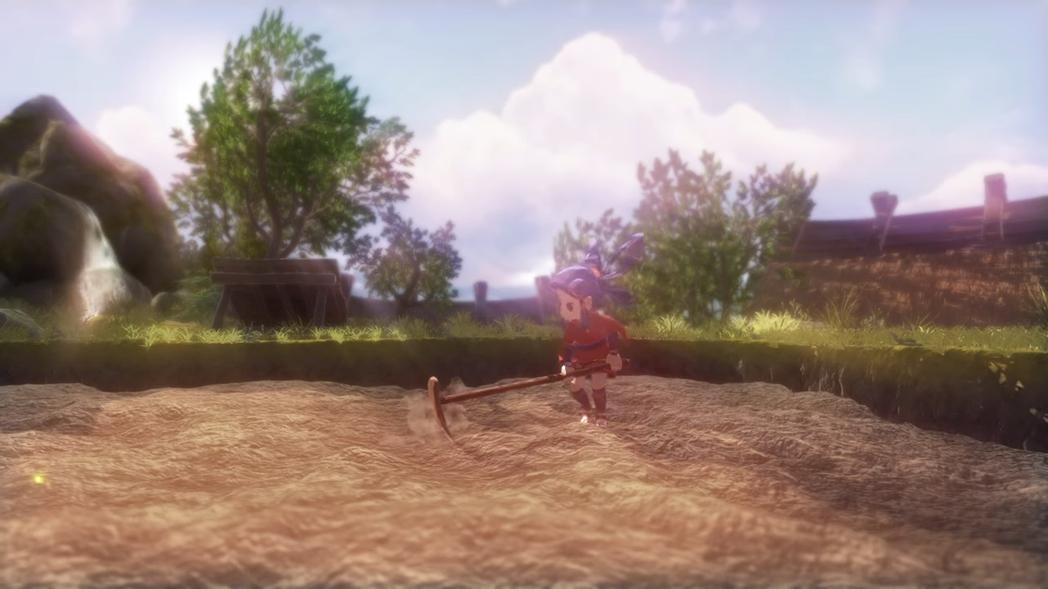 游戏《天穗之笑稻姬》一边种地一边疗愈身心的同时感受世间美景 (5)
