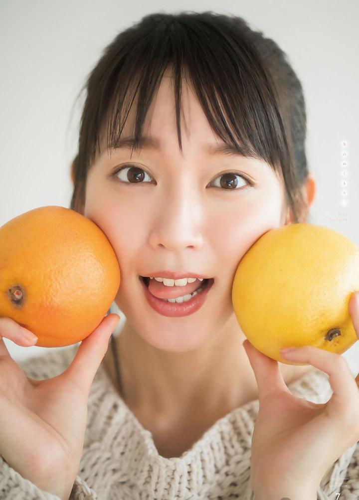 吉冈里帆不断以微性感写真作品协助宣传自己的演艺事业 (21)
