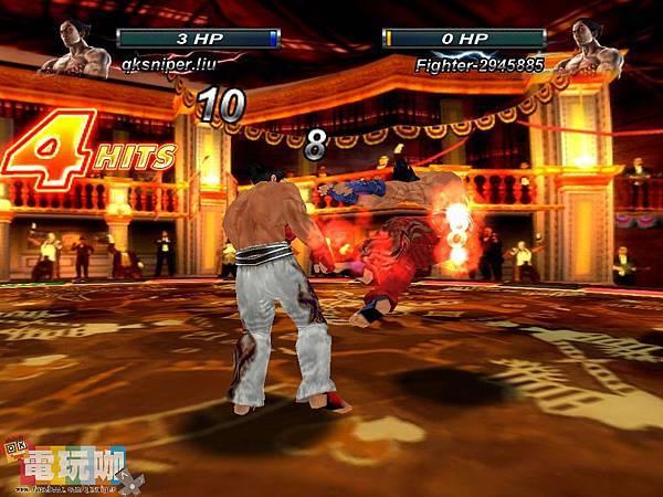游戏《铁拳:卡牌锦标赛》用卡牌一起进行热血铁拳决斗! (4)