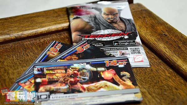 游戏《铁拳:卡牌锦标赛》用卡牌一起进行热血铁拳决斗! (10)