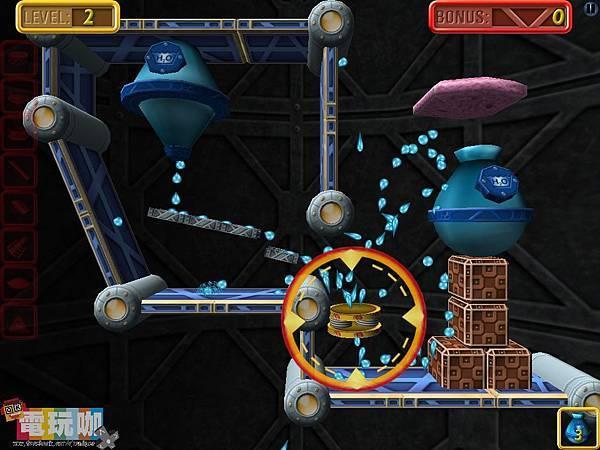 无敌动脑游戏《Enigmo Deluxe》史上最强绝对让你伤透脑筋 (5)