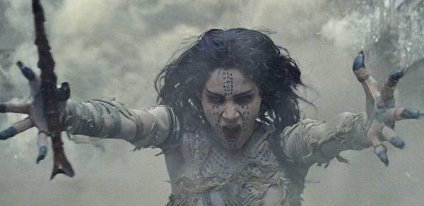 电影《神鬼传奇》阿汤哥版演绎出来的是鬼神却不传奇 (2)