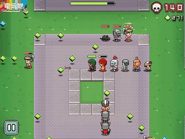 游戏《Nimble Quest》向永远最有智慧的《贪食蛇》致敬 (8)