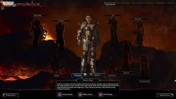游戏《绝冬城之夜Online》庞大的故事背景加持下封测体验分享 (3)