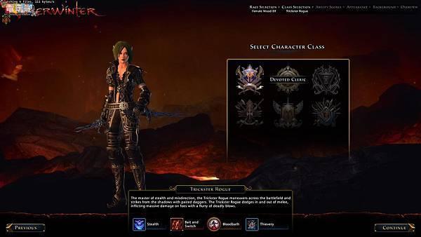 游戏《绝冬城之夜Online》庞大的故事背景加持下封测体验分享 (9)