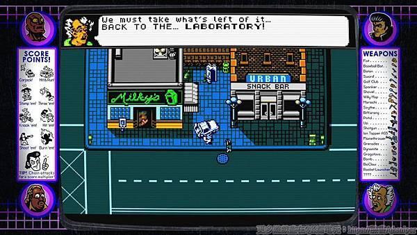 游戏《Retro City Rampage》让重回经典向骨灰级游戏致敬的体验保证有趣 (4)