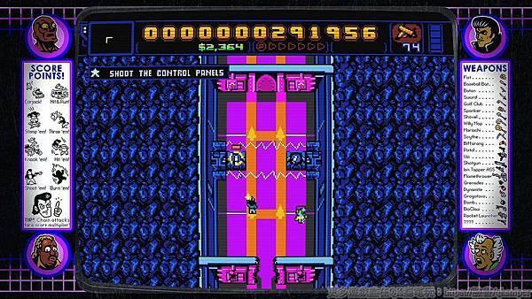 游戏《Retro City Rampage》让重回经典向骨灰级游戏致敬的体验保证有趣 (18)