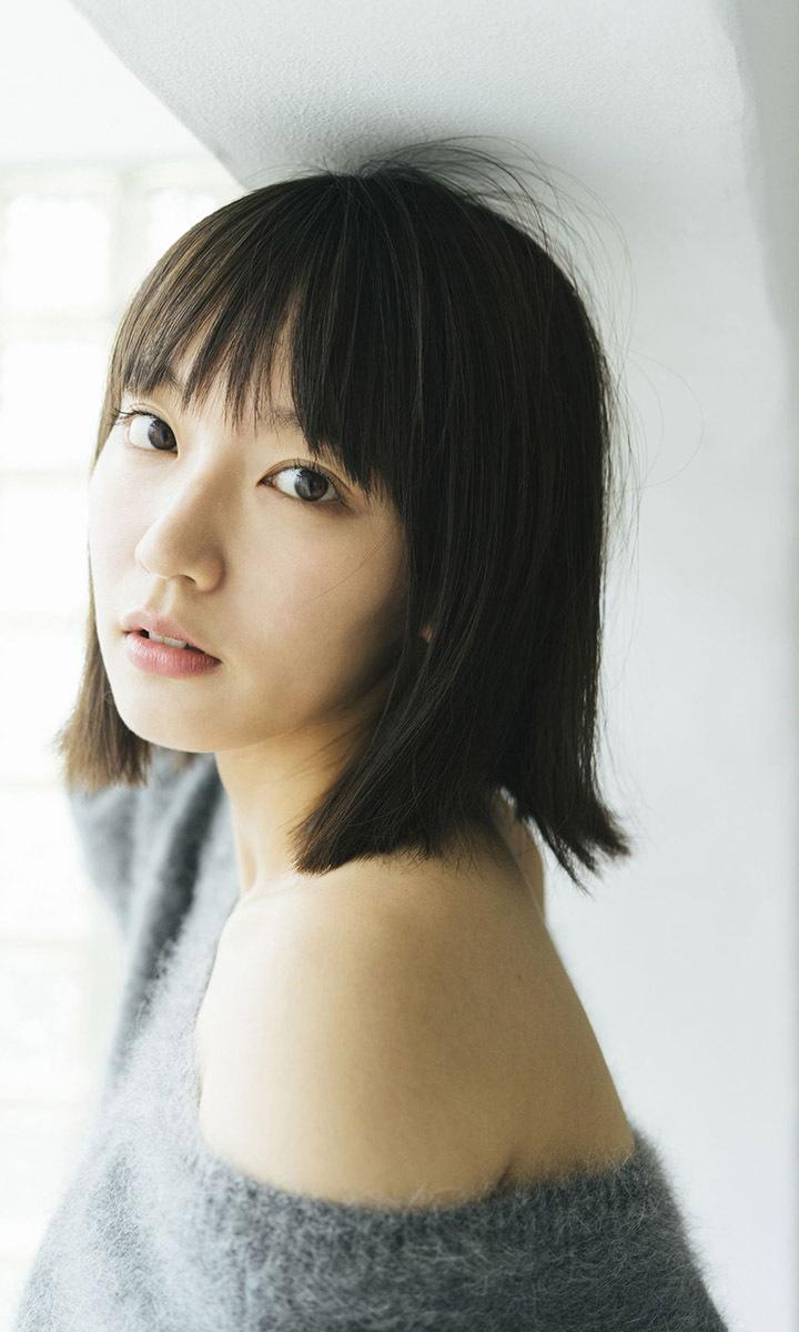 吉冈里帆再次出现在花花公子时尚杂志彰显自己性感可爱的写真作品 (39)