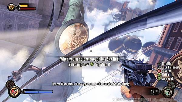 游戏《生化奇兵:无限之城》亲身体会的破关心得分享剧情无雷 (9)