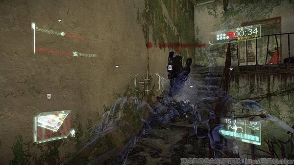 游戏《末日之战3》身穿生化装再次杀爆外星人 (7)