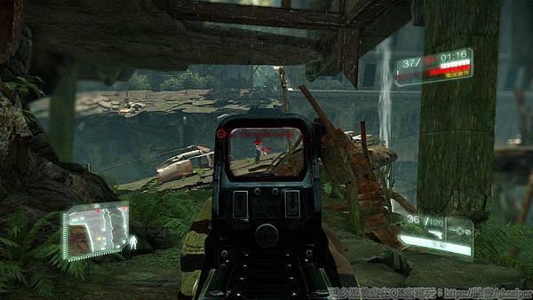 游戏《末日之战3》身穿生化装再次杀爆外星人 (9)