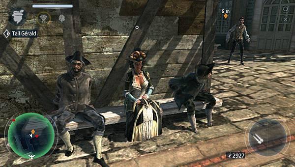 游戏《刺客教条3:自由使命》转战PS之后的尝鲜心得体会真实分享 (6)
