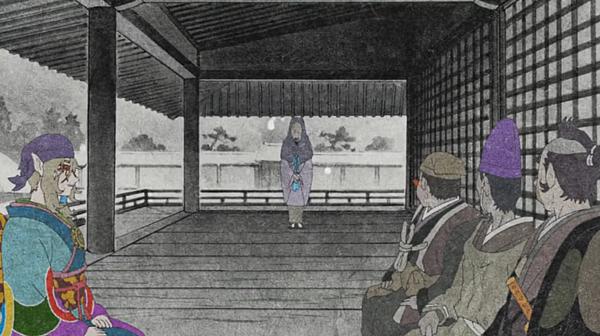 动漫《化怪猫》非常经典可以体现日本的妖怪文化存的好作品 (4)