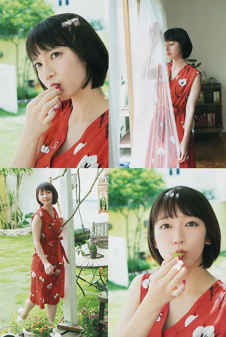写真女优出身的吉冈里帆每次上映新电影都会拍摄写真作品堆人气 (49)