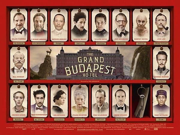 电影《欢迎来到布达佩斯大饭店》一部被操控的电影