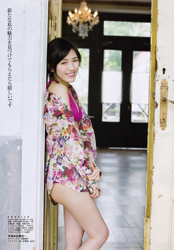 正统派偶像渡边麻友为音乐剧公演而拍摄写真作品大力宣传拉升人气 (35)