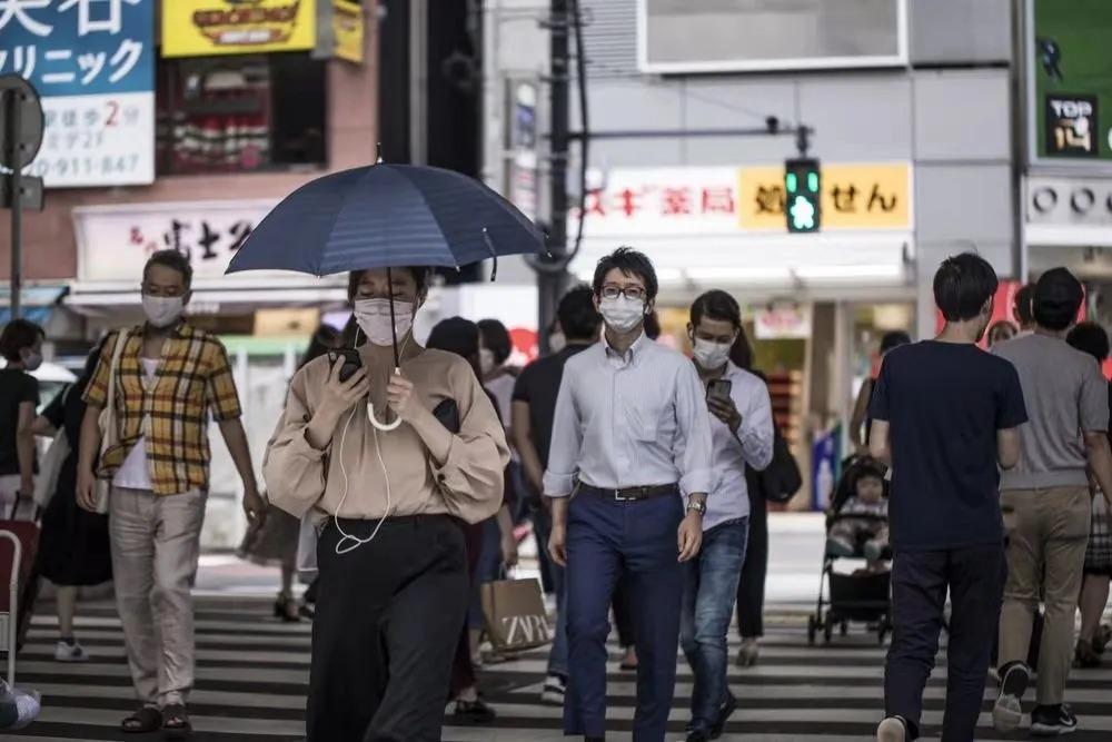 日本埼玉县一天发现20名变异新冠病毒感染者震惊全国