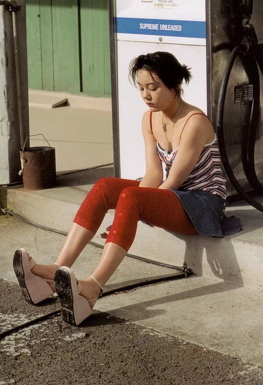 青春记忆中的天才美少女铃木杏写真作品