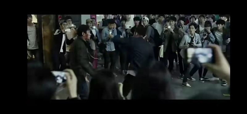 韩国犯罪电影《老手》人民的正义也许会迟到,但是从来不会缺席 (8)