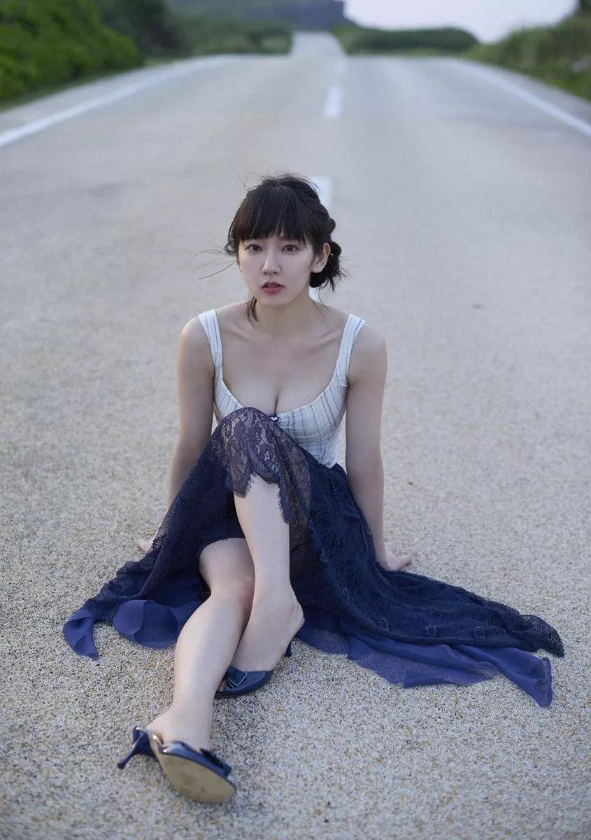 治愈系魔性之女吉冈里帆写真作品 (1)