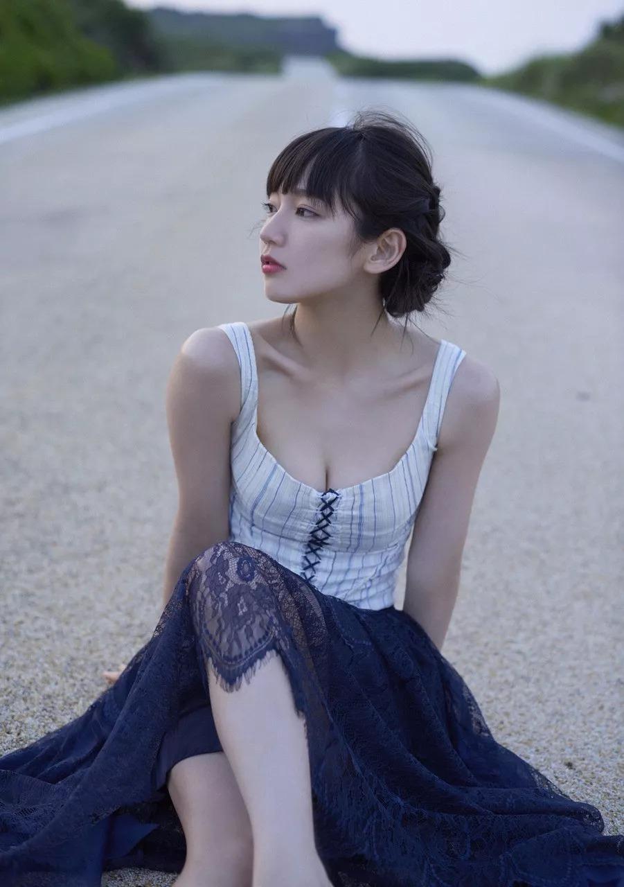 治愈系魔性之女吉冈里帆写真作品 (52)