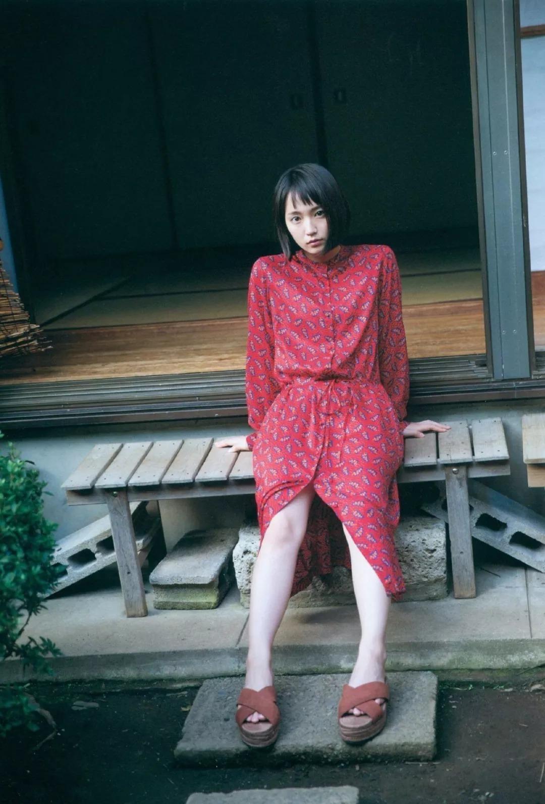 治愈系魔性之女吉冈里帆写真作品 (65)