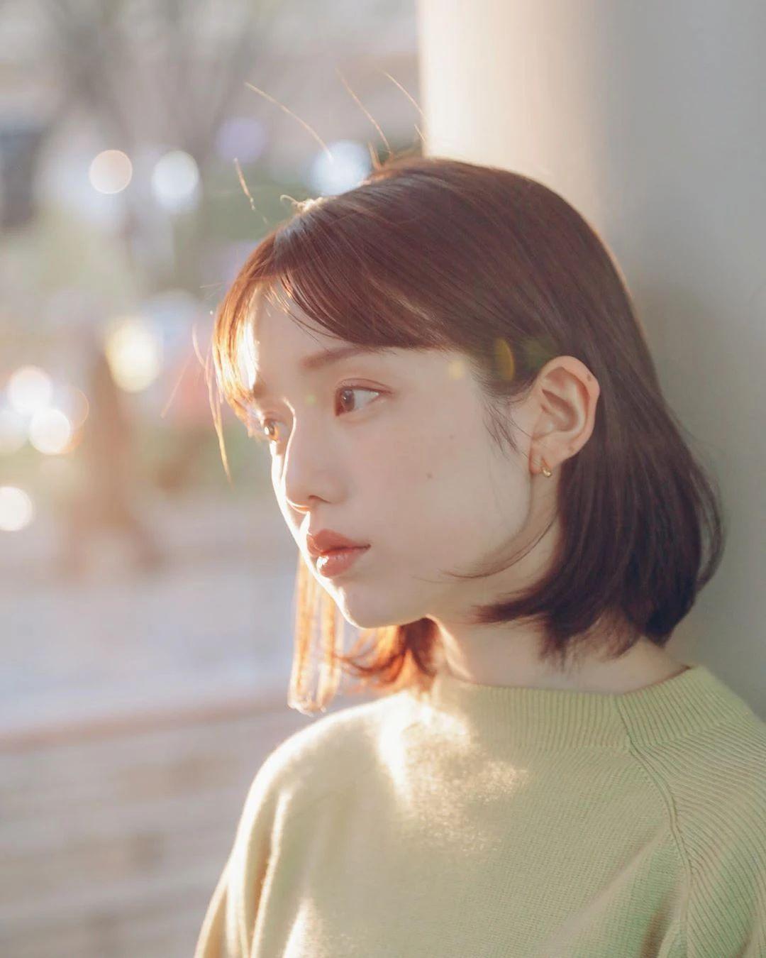 永远一张娃娃脸的棉花糖女孩弘中绫香写真作品 (34)