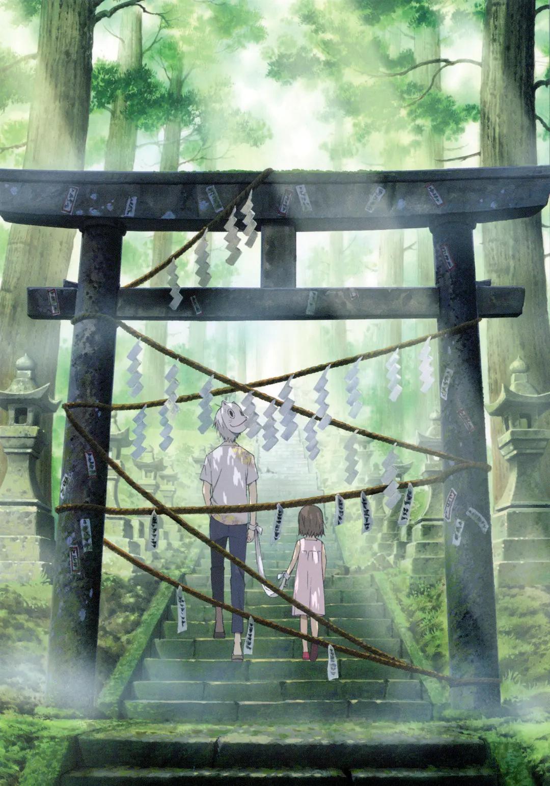 日本爱情动画《萤火之森》如果当一段爱情来临但是又注定它会消失,那你还会决定去爱吗? (7)