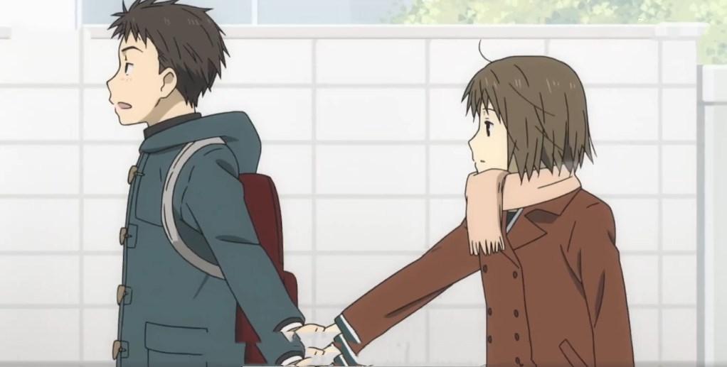 日本爱情动画《萤火之森》如果当一段爱情来临但是又注定它会消失,那你还会决定去爱吗? (25)