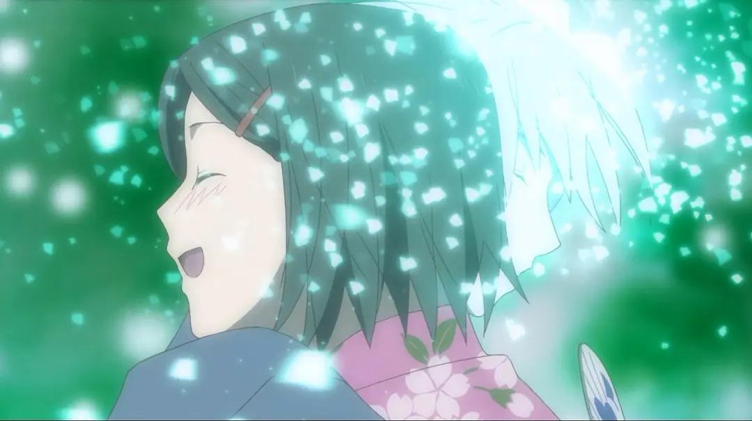 日本爱情动画《萤火之森》如果当一段爱情来临但是又注定它会消失,那你还会决定去爱吗? (5)