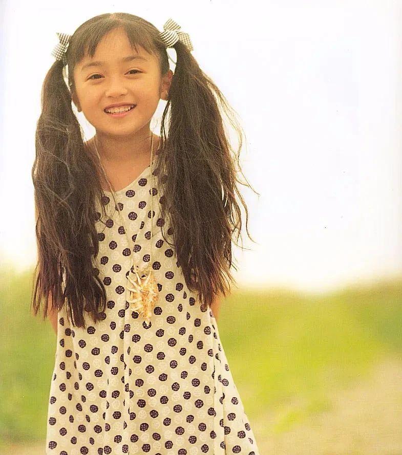 奇迹童颜女演员安达佑实写真作品 (33)