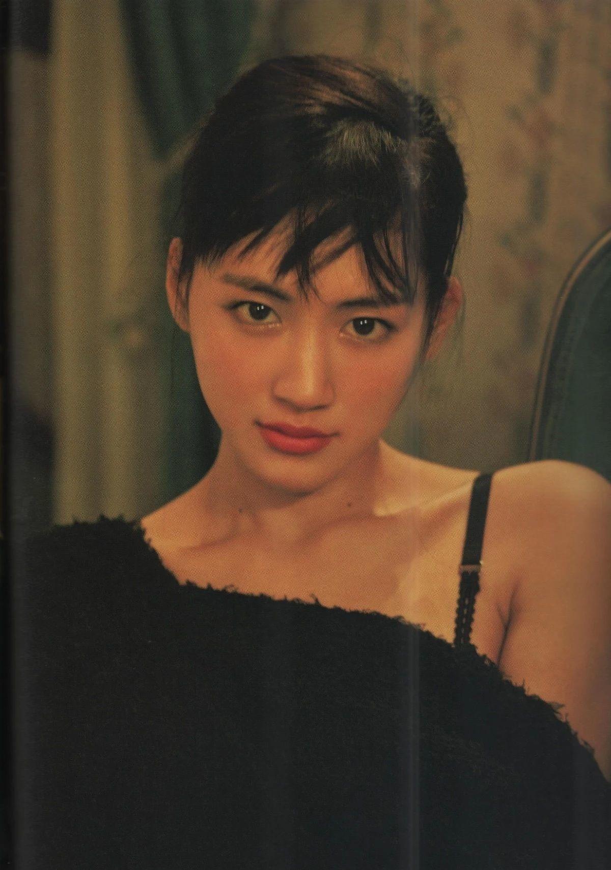 日本人最理想女友绫濑遥写真作品 (38)