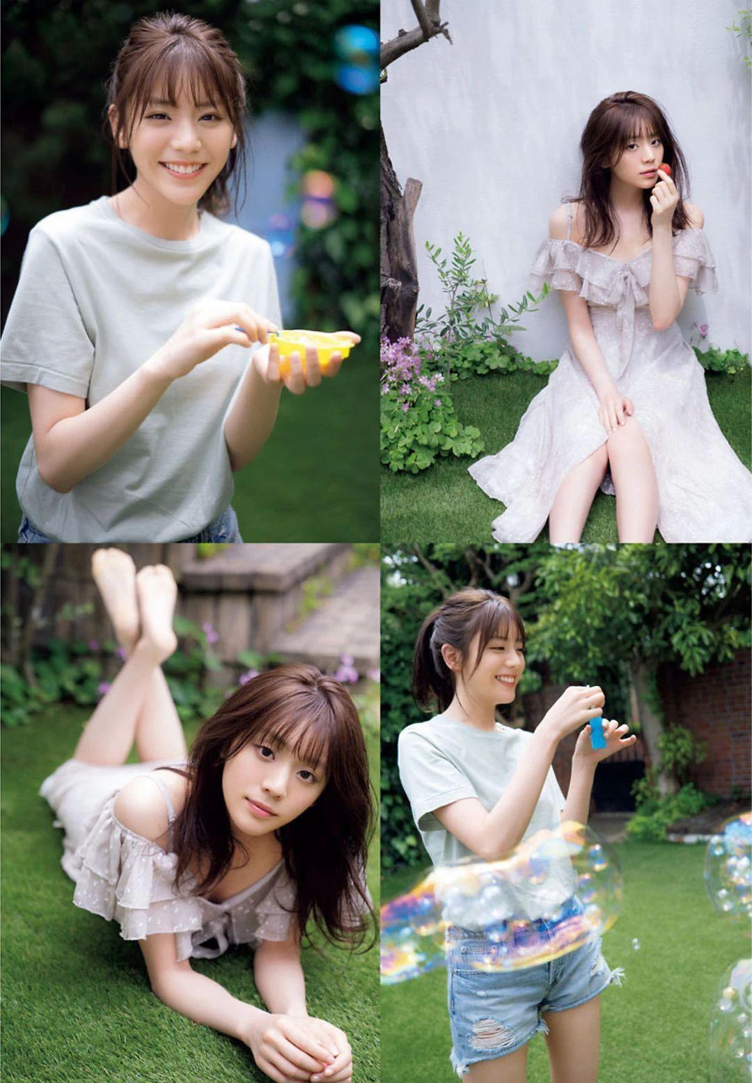 甜美无比的天气女郎贵岛明日香写真作品 (27)