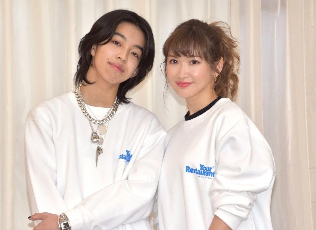 事业经营不错的纱荣子和小自己17岁的疑似男友交往 (1)