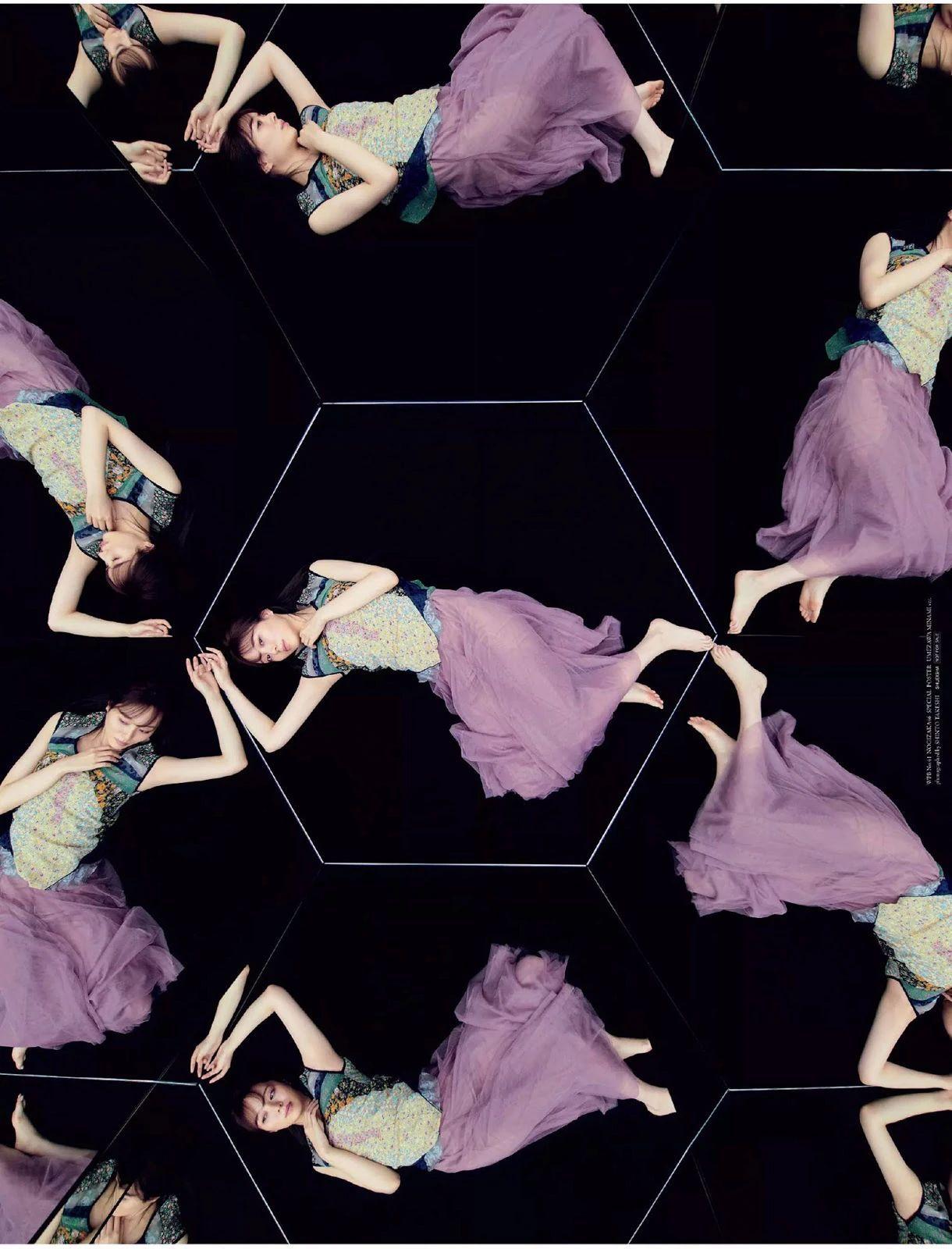成熟气质与真实年龄不相符的梅泽美波写真作品 (6)