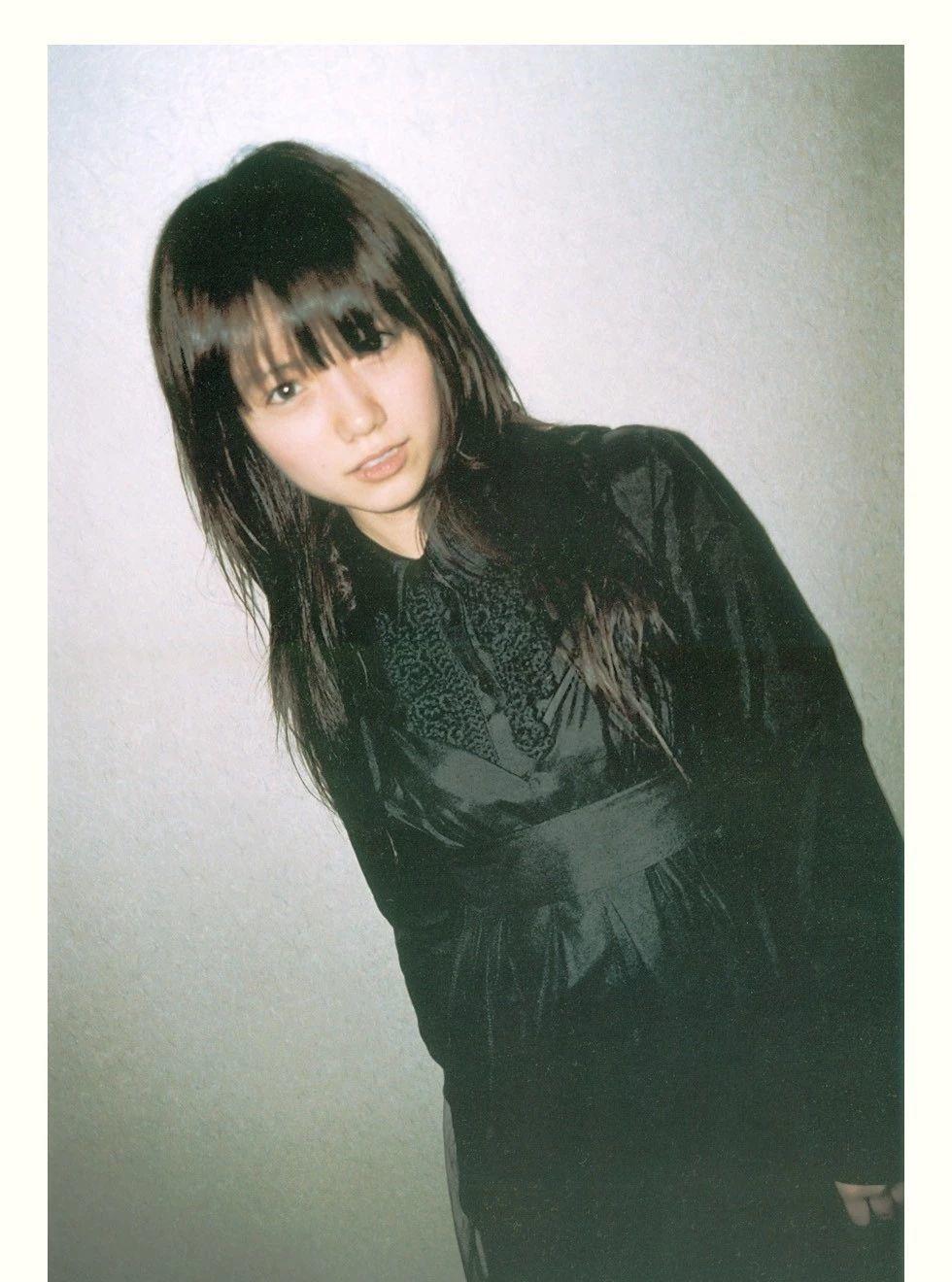 纯真脱俗的森系女神宫崎葵写真作品 (20)