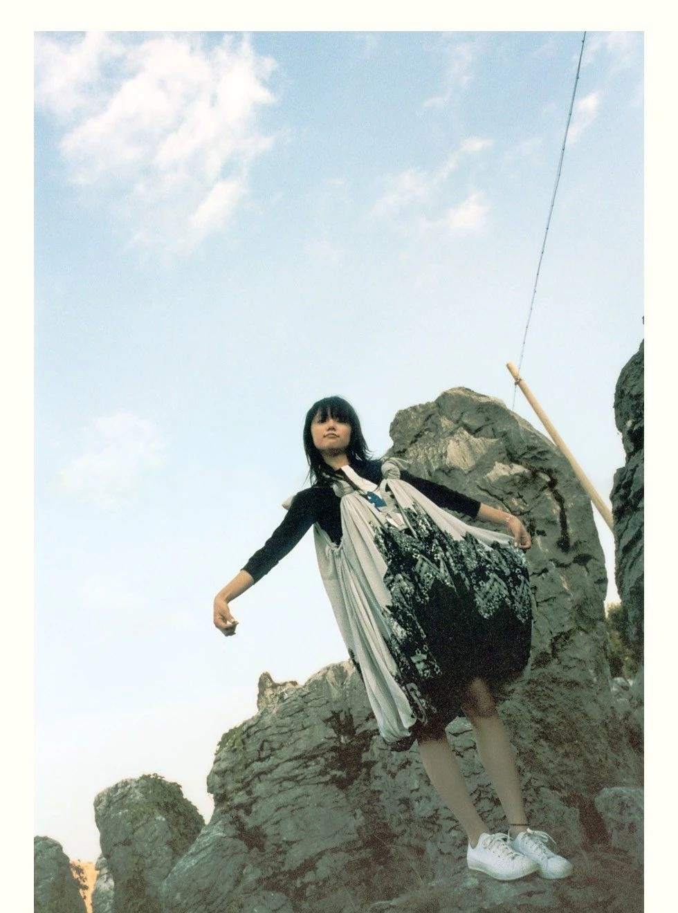纯真脱俗的森系女神宫崎葵写真作品 (26)