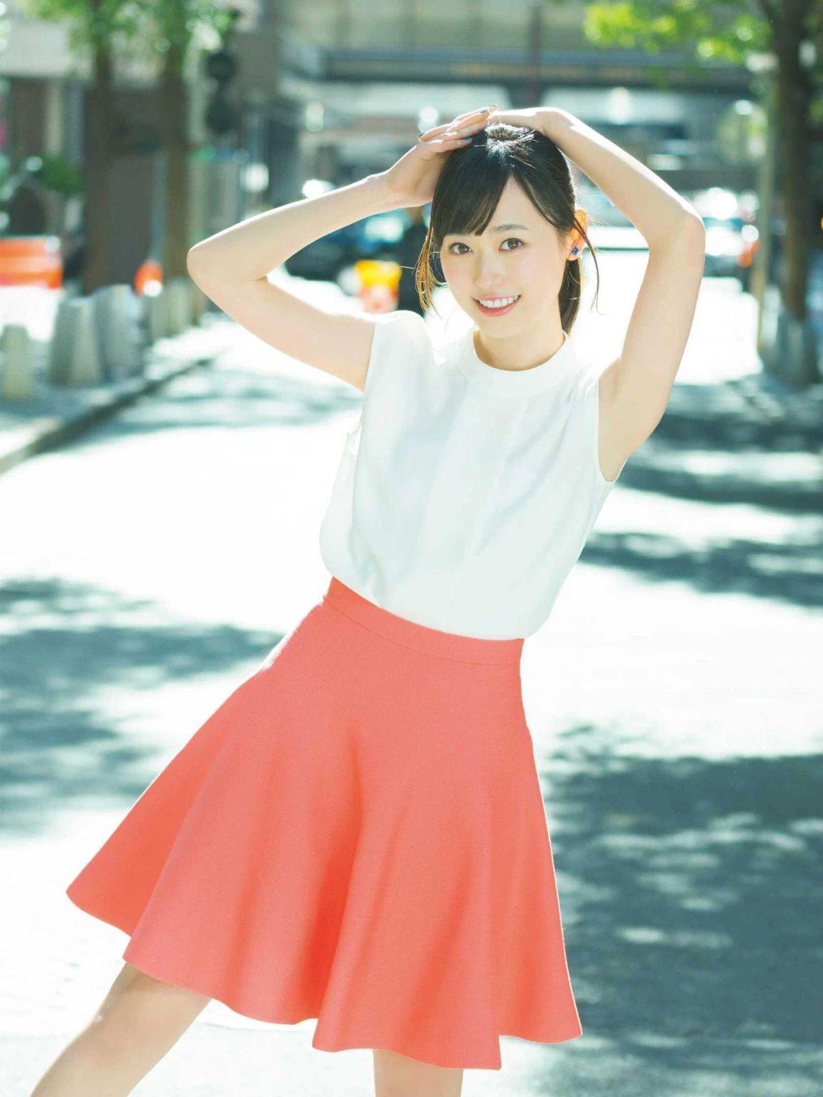 真的是甜到冒泡的美少女福原遥写真作品 (31)
