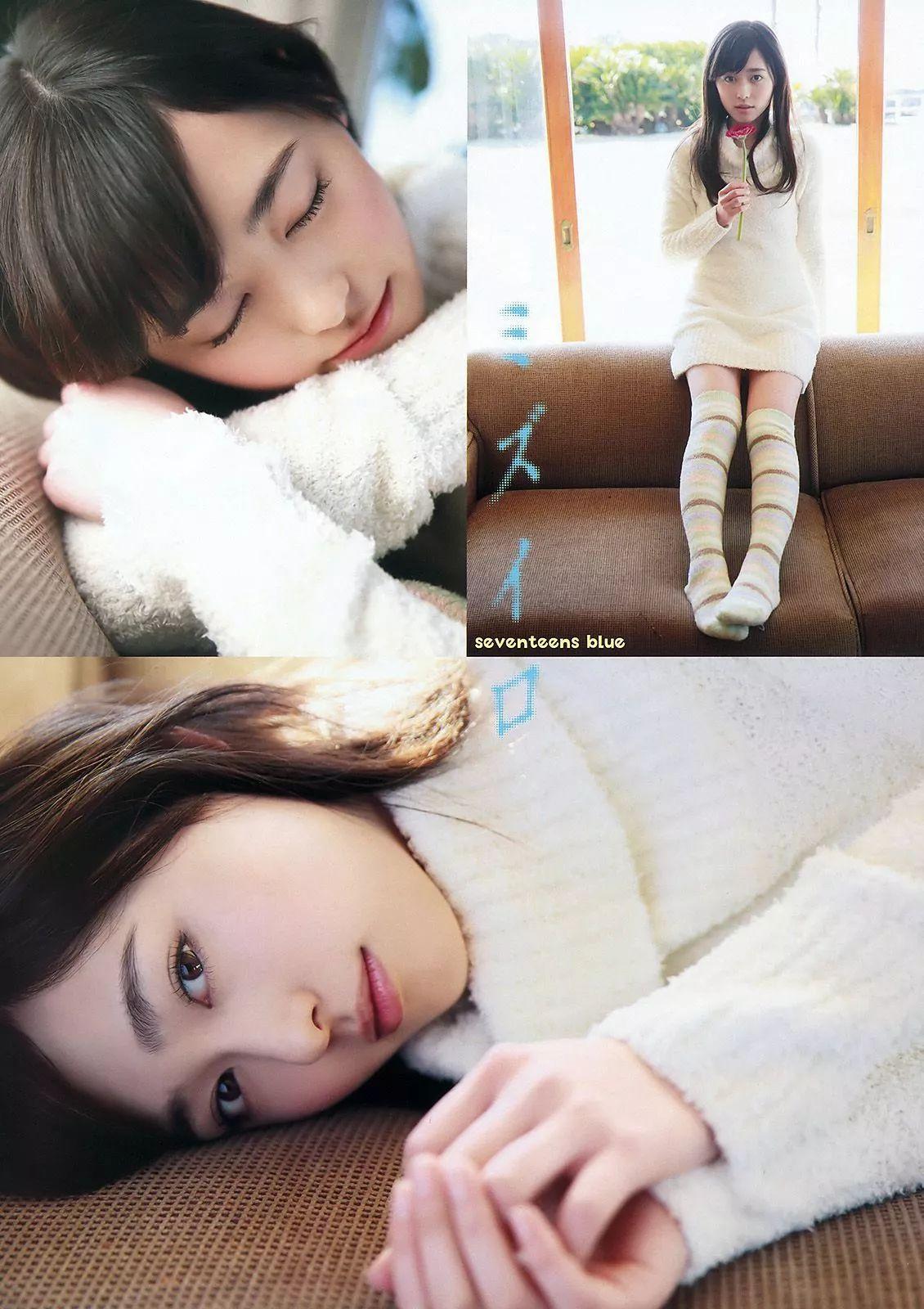真的是甜到冒泡的美少女福原遥写真作品 (15)