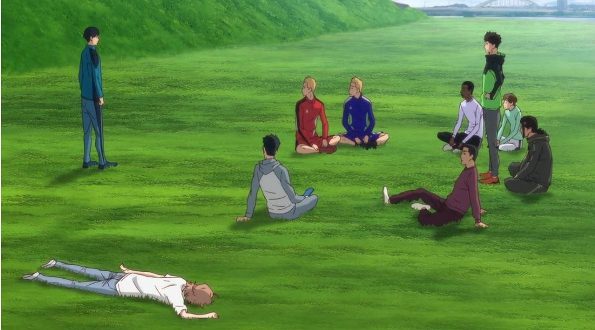 动画《强风吹拂》热情且有意义的跑步折射出人生缩影 (3)