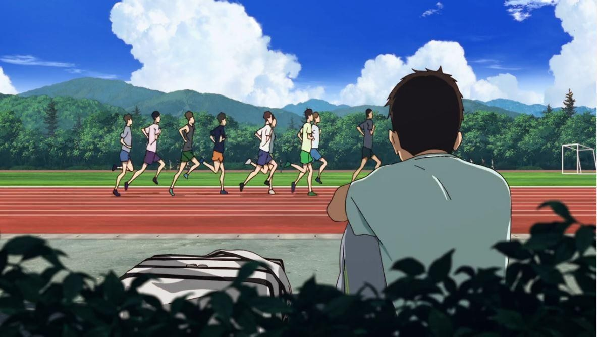 动画《强风吹拂》热情且有意义的跑步折射出人生缩影 (5)
